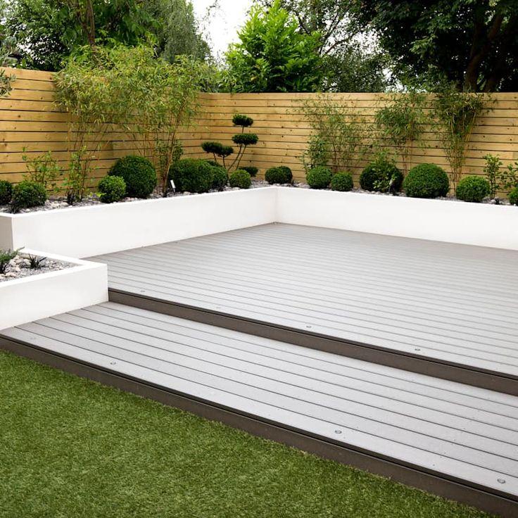 Simple Kitchen Garden: Die Besten 25+ Minimalistischer Garten Ideen Auf Pinterest