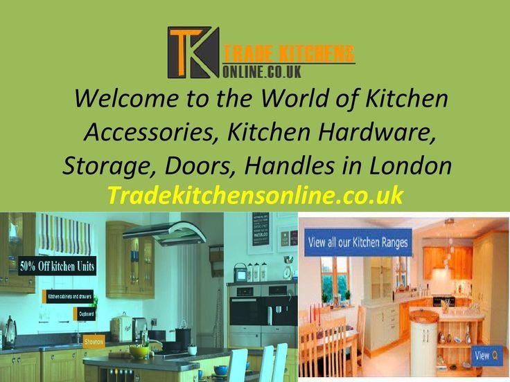 Kitchen Storage in London