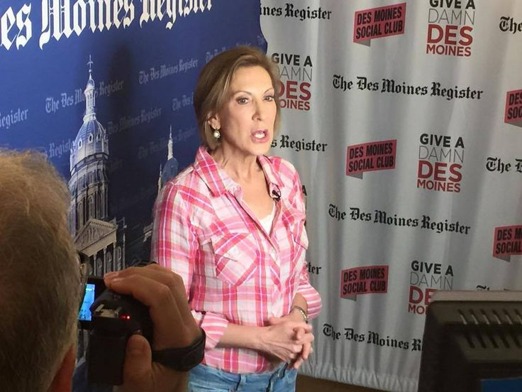 Carly Fiorina Asked What Hillary Clinton's Accomplishments Are, So Here's A List For Her