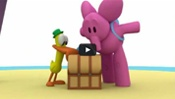 Pocoyo - Episode - The Key To It All - Pocoyo finds a key which leads him on an exciting and magical adventure of exploration and discovery.