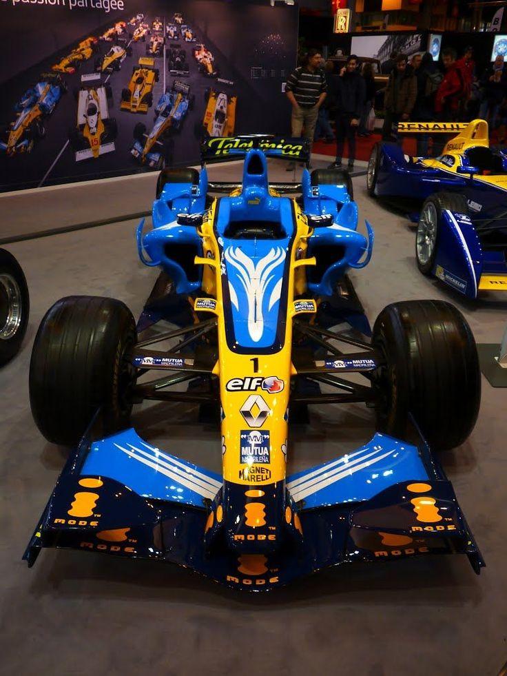Renault R26 F1 2006 in 2020 Autorennen, Formel 1, Rennen