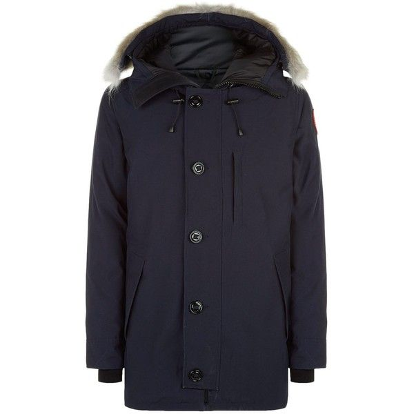 canada goose chateau parka 66165 rub liked on polyvore featuring mens fashion - Mantel Der Ideen Frhling Verziert