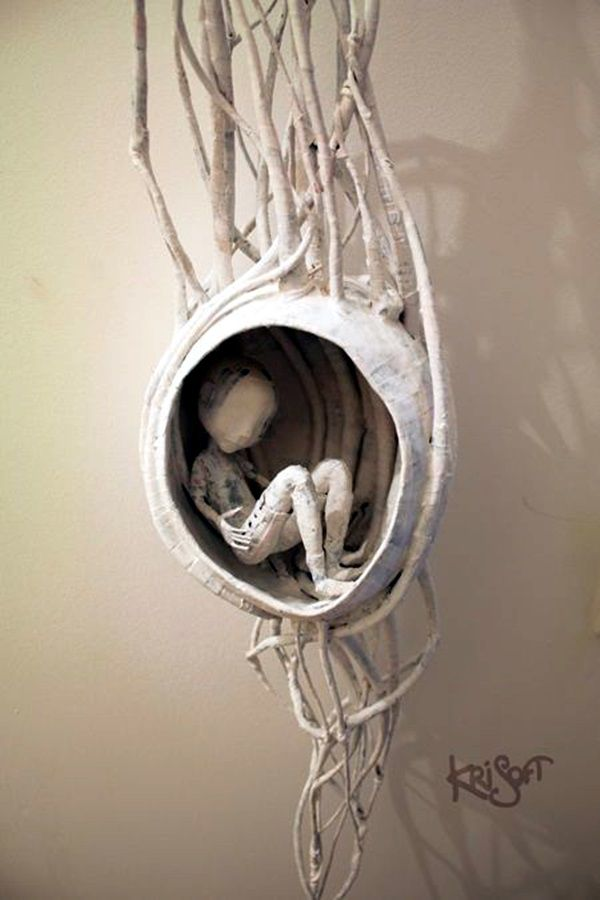Awesome Paper Mache Creatures Like Never Seen Before (11)                                                                                                                                                                                 More