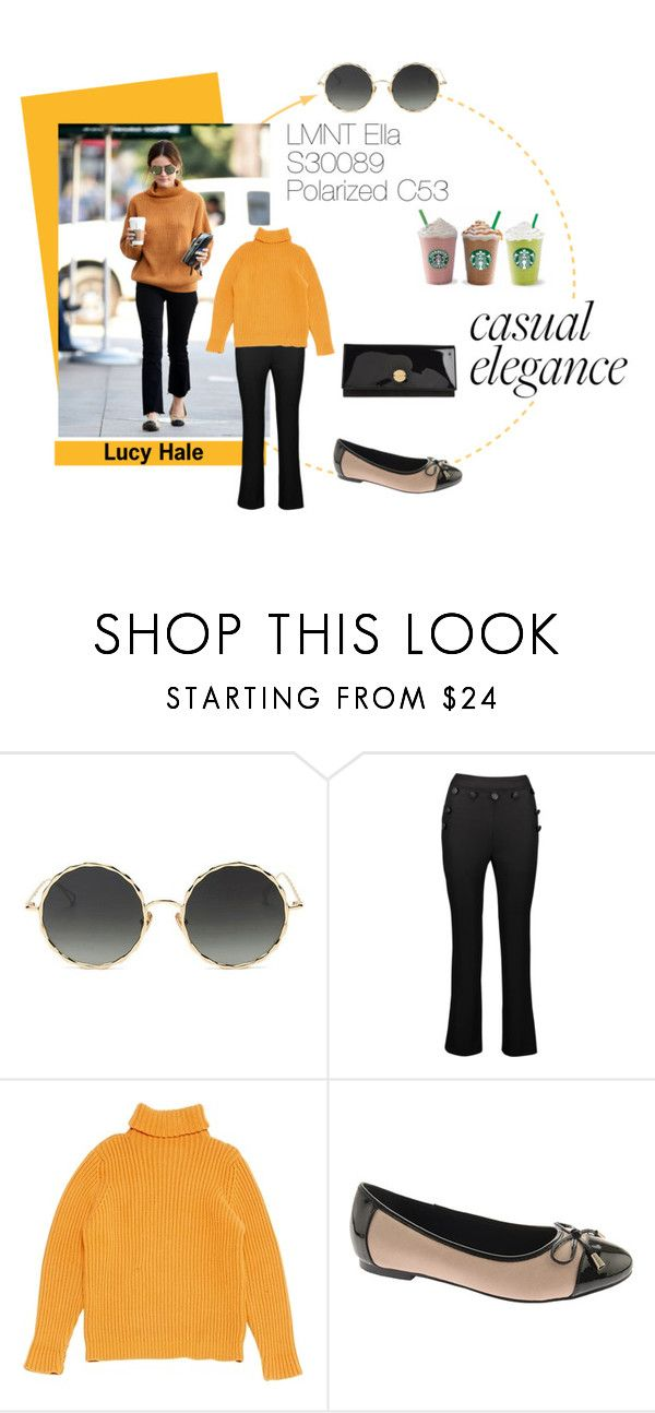 """Lucy Hale: Casual Elegance"" by visiondirect ❤ liked on Polyvore featuring LMNT, Hermès, ANNIE and Jimmy Choo"