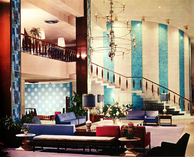 752 best mid century decor to die for images on pinterest for Vintage hotel decor
