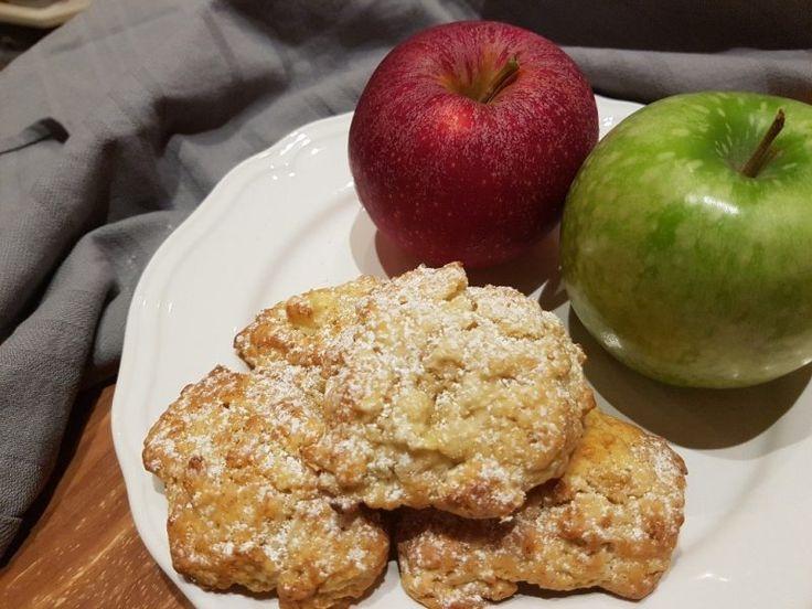 Einfache Apfelkekse – sooo lecker