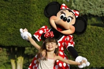 Exclusive offer! Book between 3 and 31 March, 2014 for travel between 8 March and 30 June, 2014 and save 13% on our Disneyland Paris Ticket: 1 Day 2 Park!