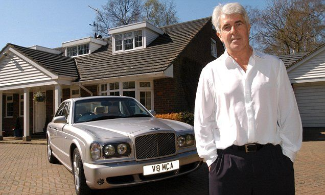 Max Clifford's fall from grace
