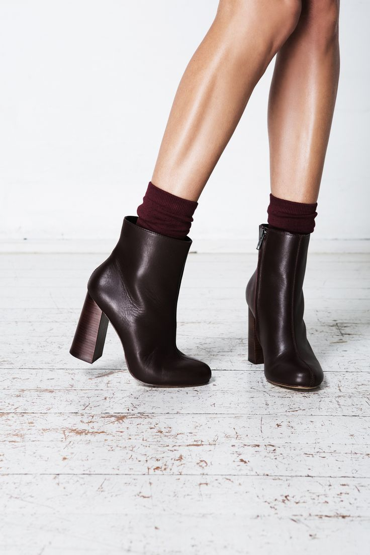 How to style winter's must-have ankle boot by @nadiafairfax | Witchery AW16