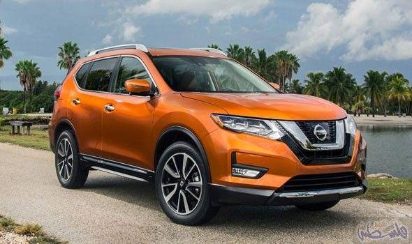نيسان إكس تريل 2018 بمزايا تجعلك تفضلها عن تويوتا راف 4 Nissan Rogue Nissan Car Deals