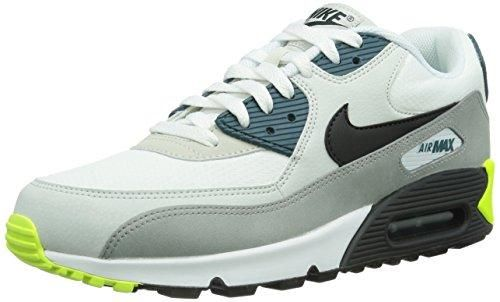 Oferta: 124.38€. Comprar Ofertas de Nike Air Max 90 Essential - Zapatillas para hombre, color naranja, talla 42 barato. ¡Mira las ofertas!