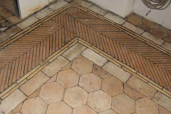 Cheap Hexagon Tiles Price for Terrace | Pak Clay Roof Tiles &Terracotta Floor Tiles Industry