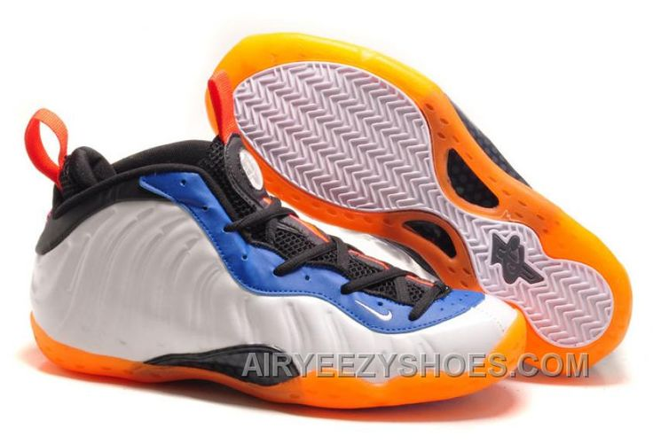 """https://www.airyeezyshoes.com/for-sale-nike-air-foamposite-one-knicks-home-white-bright-orangeroyal-blue-lastest-dj5ktb.html FOR SALE NIKE AIR FOAMPOSITE ONE """"KNICKS HOME"""" WHITE/BRIGHT ORANGE-ROYAL BLUE LASTEST DJ5KTB Only $100.00 , Free Shipping!"""