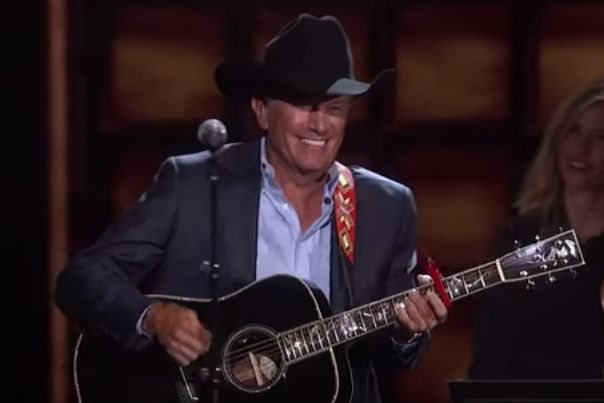 The 50th annual CMA Awards was one of the best award shows we've ever seen, and this performance from Alan Jackson and George Strait was awesome!