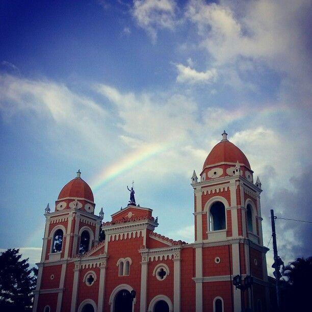 #Iglesia #Masatepe #Masaya #Nicaragua #Picture