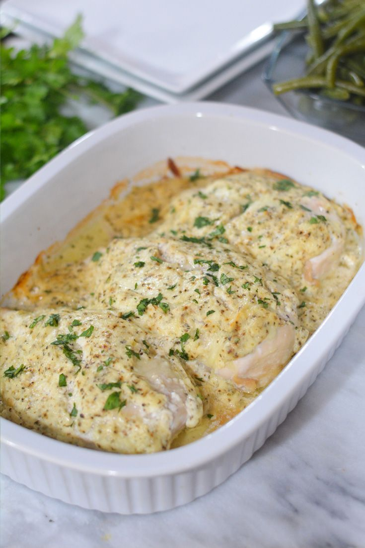 Share Tweet Pin Mail Baked Sour Cream Chicken Is Simple And Delicious Weeknight Meal Boneless Sour Cream Chicken Chicken Dinner Recipes Cream Chicken Recipes