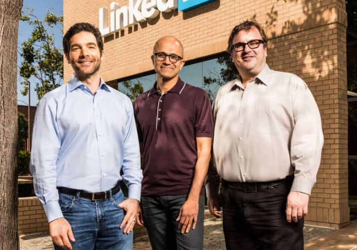 Microsoft's purchase of LinkedIn cleared in Europe, mostly