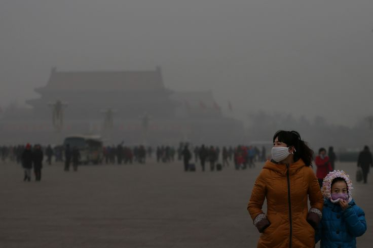 Plotting China's Air Quality: The Good, The Bad, The Un-Breathable ...