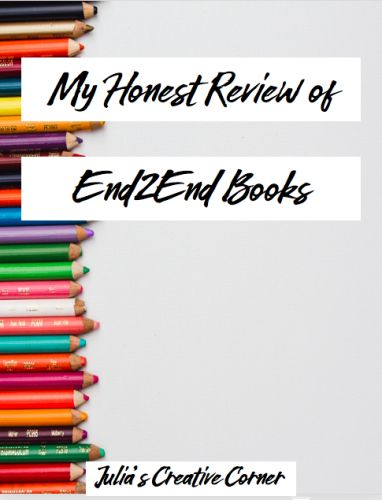 My Honest Review of End2End Books
