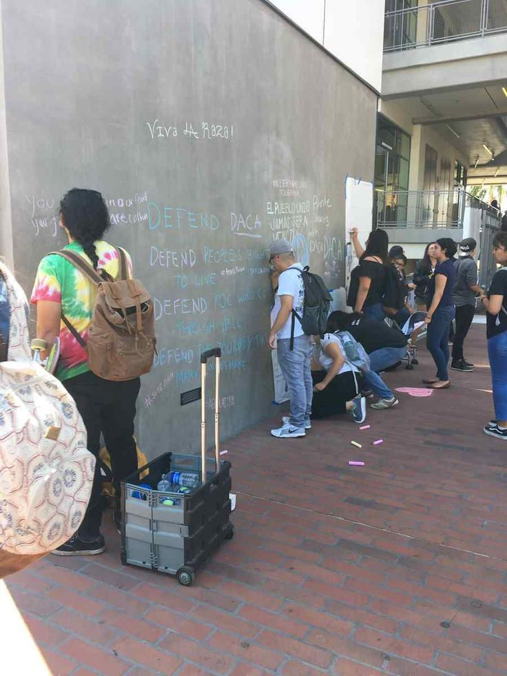 San Gabriel Valley-area colleges have messages for DACA students - The San Gabriel Valley Tribune #college #collegestudents