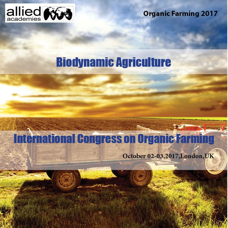 9Biodynamic agriculture Biodynamic horticulture is a type of option agribusiness fundamentally the same as natural cultivating, however which incorporates different elusive ideas drawn from the thoughts of Rudolf Steiner (1861–1925).Initially created in the 1920s, it was the first of the natural farming movements. It treats soil ripeness, plant development, and animals mind as biologically interrelated tasks, underscoring otherworldly and mysterious viewpoint