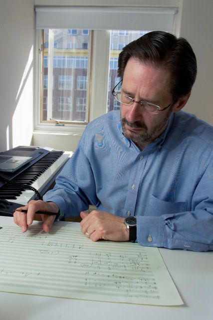 Feb. 16, 2016 - NewYorkTimes.com - Obituary: Steven Stucky, Pulitzer Prize-winning composer, dies at 66