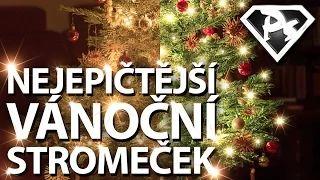 Nejepičtější vánoční stromeček | Photoshopové Orgie