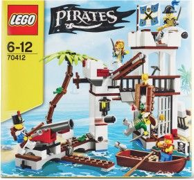 Lego Pirate Soldiers Fort 70412