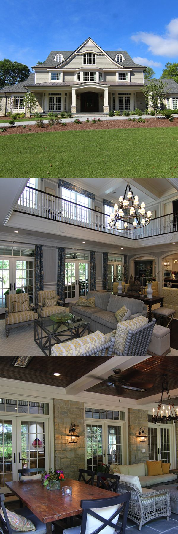 42 best doors images on pinterest marvin doors patio doors and open up to fall with marvin french doors evenings on the patio will unfold with rubansaba