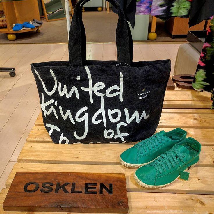 """64 curtidas, 5 comentários - OSKLEN JAPAN official (@osklen_japan) no Instagram: """"黒も入荷しております! #osklen #matsuyaginza #unitedkingdomofipanema #sneaker"""""""