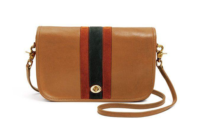 「コーチ・ヴィンテージ」バーニーズ ニューヨーク新宿・横浜で発売 - ヴィンテージバッグをリデザイン