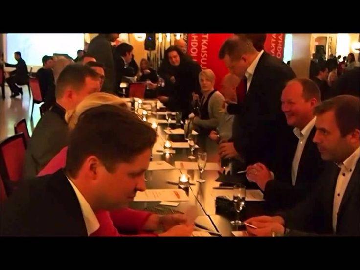 The Caviar Club kumppanuuspaketit esittelyssä