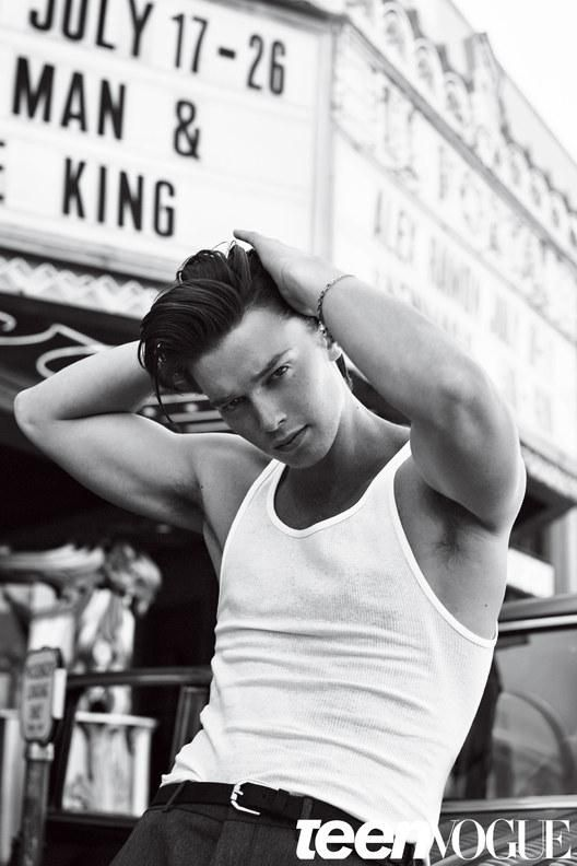 Meet the brightest and best talent in young hollywood—Patrick Schwarzenegger