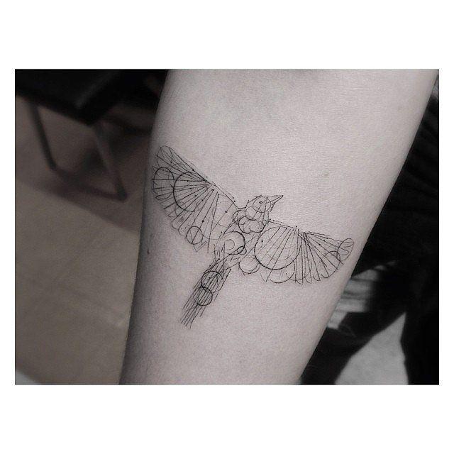 The Unique Tattoo Trend Taking Over Instagram