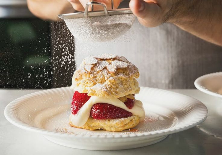 This Strawberry Shortcake makes you want to reach in and just grab a bite. Yummy recipe for a summer classic.