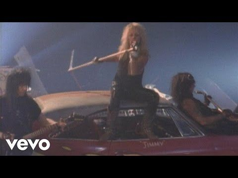 Mötley Crüe - Dr. Feelgood - YouTube
