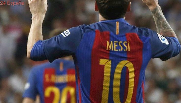 El Burgos bromea con el fichaje de Messi y Twitter reacciona