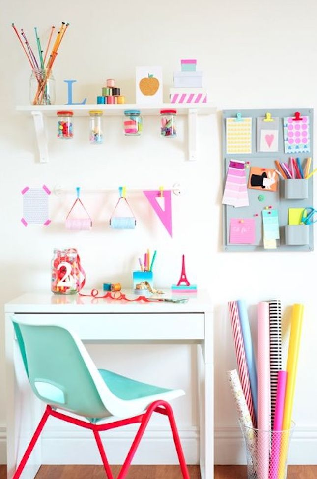 Bring on the color!