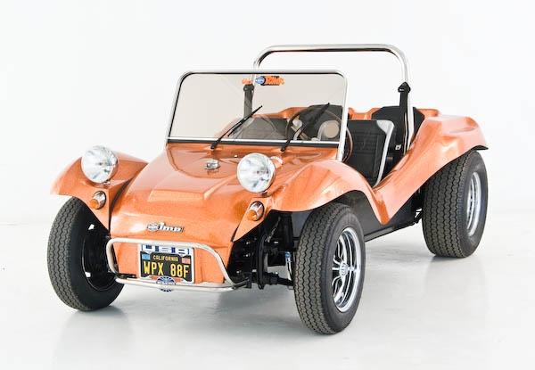 Wonderfully restored Empi Imp beach buggy