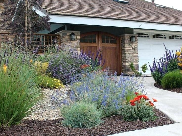 California Landscaping Ideas Front Yard