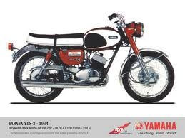 1964 Yamaha YDS3 Motorcycle