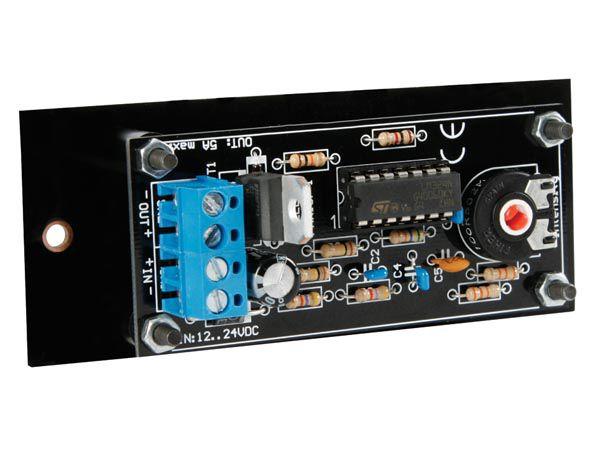 Velleman MK187: Low Voltage LED Dimmer
