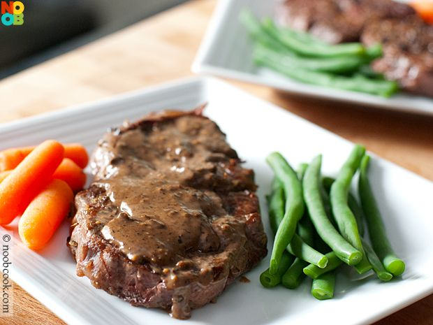 Black Pepper Steak | Grass Lovers | Pinterest
