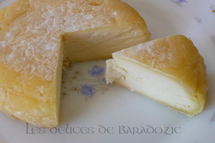 Les délices de Baradozic: Fromage maison