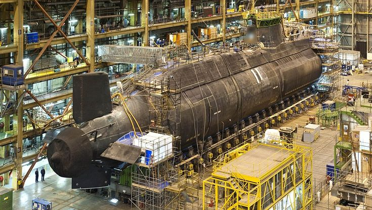Deadly Hunter Killer submarine is capable of hearing a