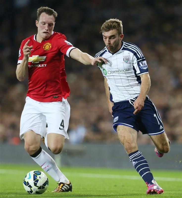 manchester united vs wba highlights 2014