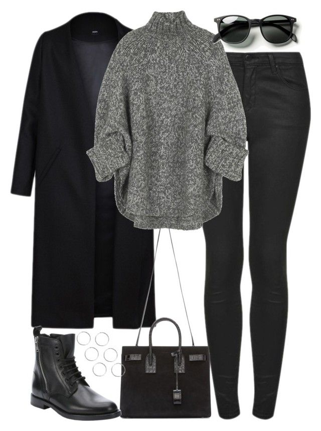 """Untitled #4749"" by eleanorsclosettt ❤ liked on Polyvore featuring Topshop, Non, Michael Kors, Yves Saint Laurent and Waverly"