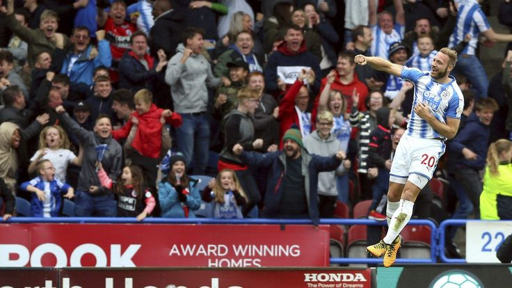 Huddersfield Town 2-1 Manchester United: Monumental win!