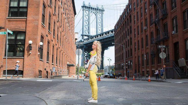 Charlotte taking over Brooklyn #DivasRevolution