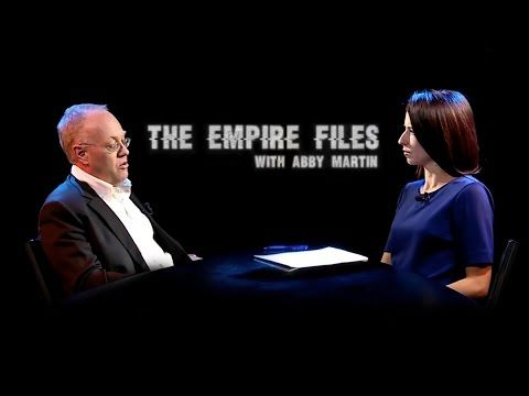 The Empire Files with Abby Martin: War, Propaganda and the Enemy Within